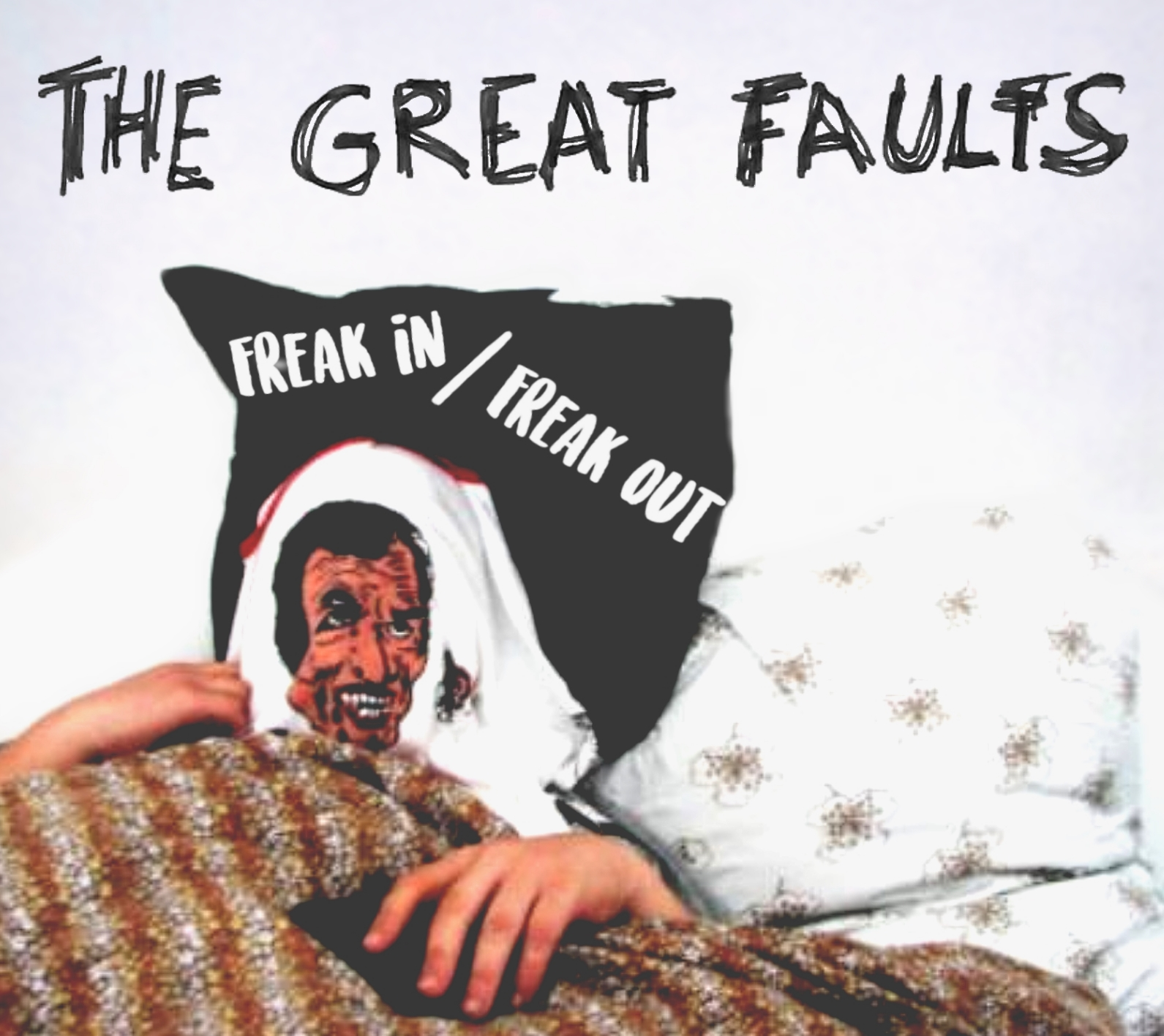 Albumcover_The Great Faults
